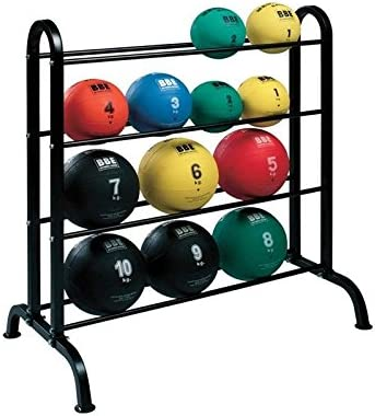 LiveUP Sports - Rack Ball Slam Horizontal Expositor Porta Balón ...