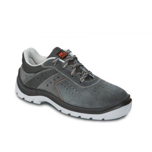 Zapatos de seguridad Zapatos de seguridad mts Start Up Aero S1 Gris