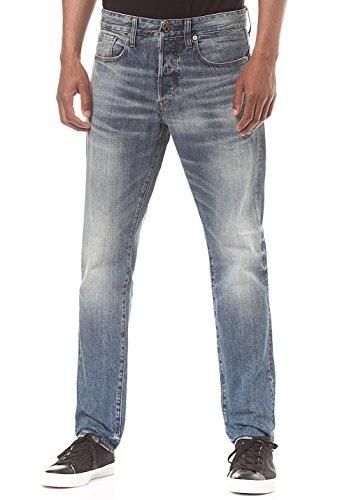 Jeans Denim G Uomo star Light Raw blue gwqq8BPxE