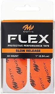 Motiv Flex Protective Performance Tape Orange - Pre Cut 40 Pieces