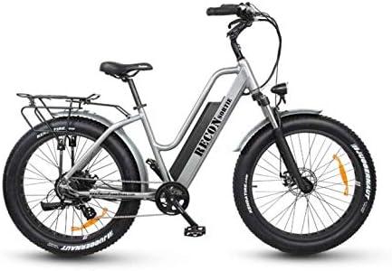 """Recon Sortie Power Bike 750 Watt 26"""" Adult Women's Men's Electric Moutain Off Road All Terrain"""