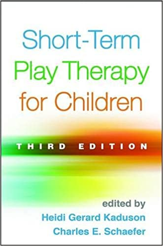 Book Short-Term Play Therapy for Children
