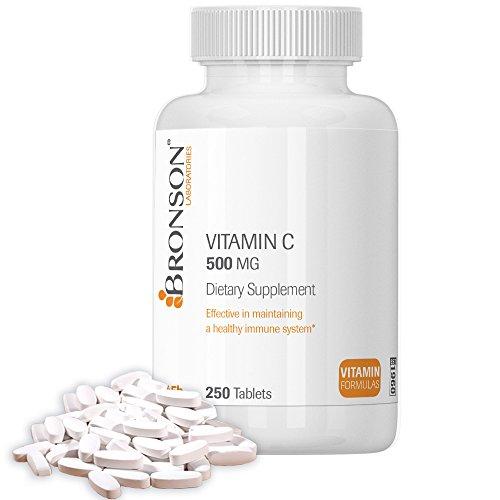 Vitamin C 500 Mg 250 product image