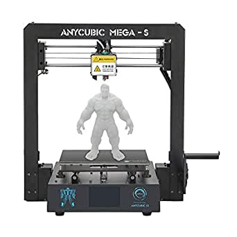 Anycubic Mega-S - Impresora 3D con extrusor de titanio ...