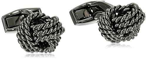 Tateossian Men's Business Set Knots Cufflinks
