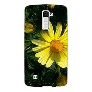 "Disagu Design Protective Case para LG K10 Funda Cover ""Blumen"""