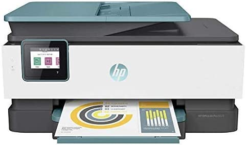 HP Officejet Pro 8028 All-in-One Printer, Scan, Copy, Fax, Wi-Fi and Cloud-Based Wireless Printing