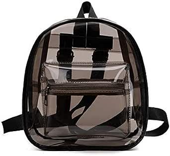 Women's Backpack Transparent Design Sweet Fashion Multifunctional Backpack