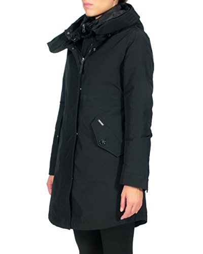 Woolrich Black Eskimo Long in Military 1 3 xaawPqnT0H