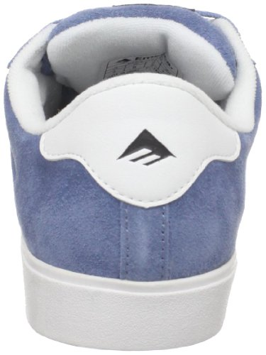 da Leo Emerica bianco adulto The Scarpe blu skateboard Leo misto 7IqZq15w