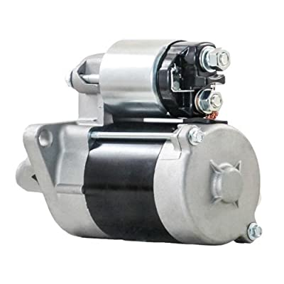 STARTER MOTOR FITS JOHN DEERE 425 TRACTOR F911 FRONT MOWER 2500 2500E GREENS MOWER: Automotive