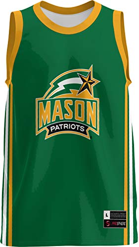 - ProSphere George Mason University Men's Replica Basketball Jersey - Classic FFA8