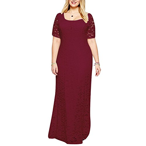 6x plus size formal dresses - 1