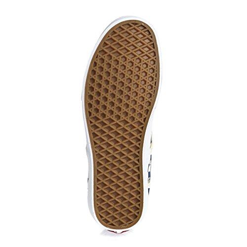 Vans Pro Skate Chima Ferguson Pro Shoes - (checkerboard) Tan/blue