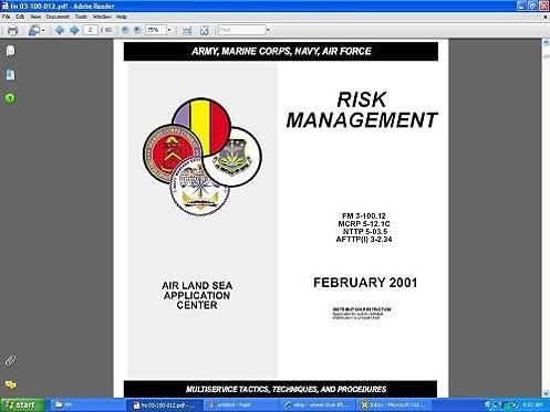 composite risk management manual ebook