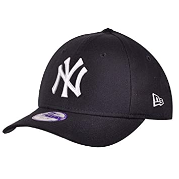New Era Boy s Kids MLB Basic NY Yankees 9Forty Adjustable Cap ... 37a27569ddd