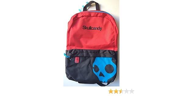 c1f9026c51 Amazon.com   Skullcandy Red Blue Black Backpack   Sports   Outdoors