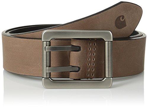 Carhartt Men's Center Bar Belt, Reversible, ()
