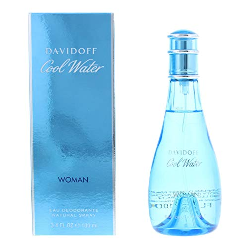 Cool Water By Davidoff For Women Eau De Toilette Spray