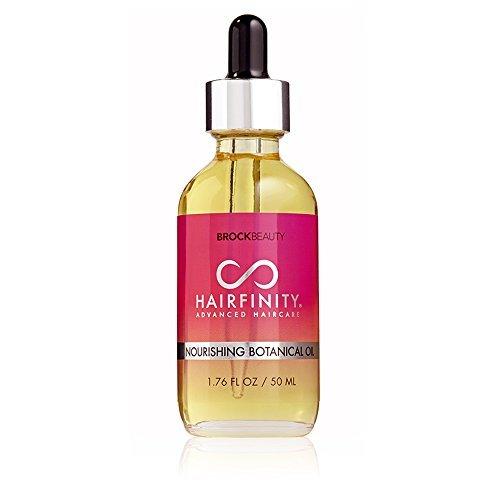Brock Beauty Hairfinity Nourishing Botanical Oil from Hairfinity