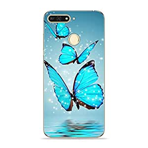 Amazon.com: Desirca for Huawei Honor 7A Pro Case Cover ...