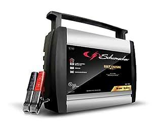 Schumacher SC1301 6A 6V/12V Fully Automatic Battery Charger