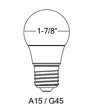j lumi bpc4503 led light bulb 3w g45 and a15 light bulb 25w Light Bulbs General Electric Catalog j lumi bpc4503 led light bulb 3w g45 and a15 light bulb 25w incandecent equivalent e26 medium base 3000k warm white not dimmable 1 pack amazon