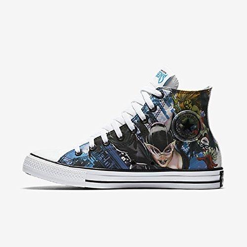 Sirens City Villains Gotham DC Comics Converse Sneakers xqUtISx
