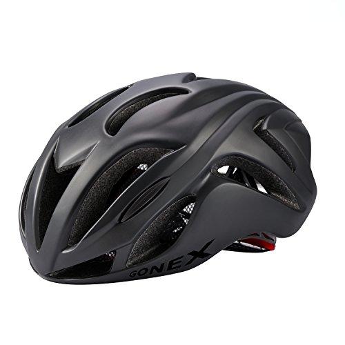 Gonex Helmet Bicyle Adult Black