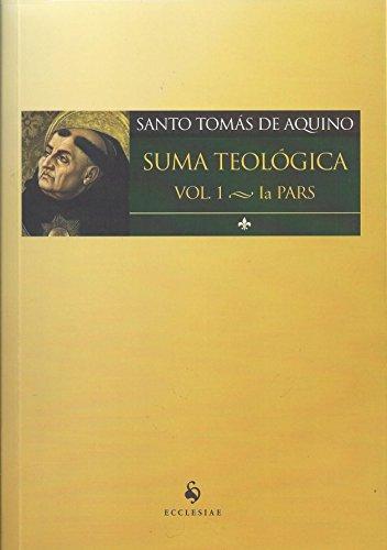 Suma Teológico. Ia Pars - Volume 1