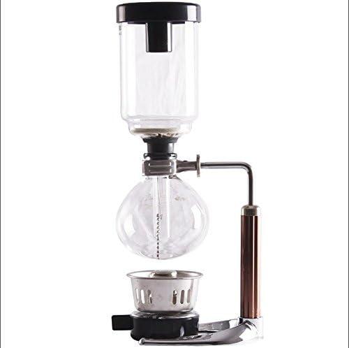 Casa de sifón sifón café kit maker Cafetera de vidrio manual ...