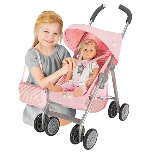 Maclaren Junior XT Toy Buggy, Mac la - Doll Maclaren