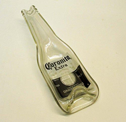 Melted Coronita Extra Beer Bottle Kitchen Spoon Rest Mini Corona