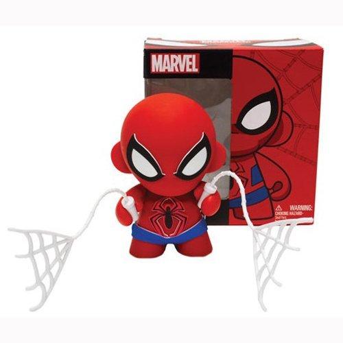 Kidrobot Marvel Mini Munny: Spiderman Action Figure