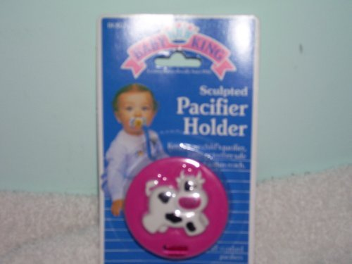 UPC 094606008034, Baby King Sculpted Pacifier Holder