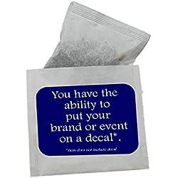 Special Tea Company 100 Count Tea Bag Envelopes/Favor Bags