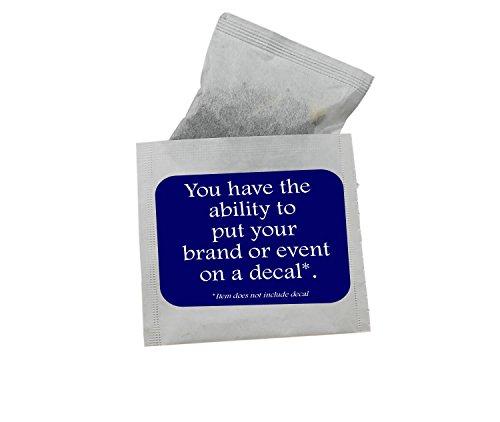 (Special Tea Company 100 Count Tea Bag Envelopes/Favor Bags)