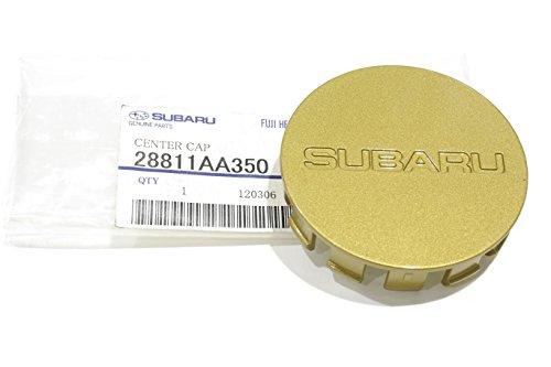 - 1998 Subaru Impreza Wheel / Hub Center Cap Replacement Gold Alloy OEM NEW 28811AA350