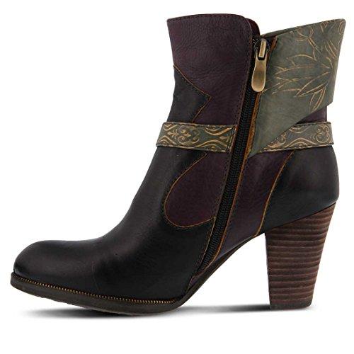 Lartiste Di Spring Step Womens Rikeet Boot Black / Multi