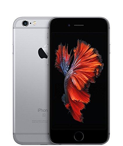 Apple iPhone 6S Plus, GSM Unlocked, 128GB - Space Grey (Renewed)