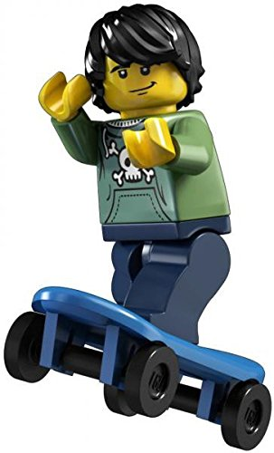 LEGO Minifigure Collection Series 1 LOOSE Mini Figure Skater [Toy]
