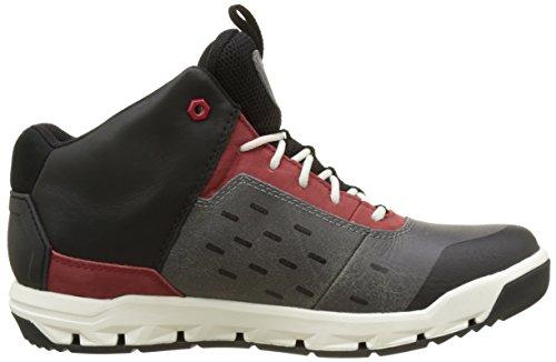 Rups Herren Parched Gore-tex Sneaker Grau (mens Earl Grey / Baksteen)