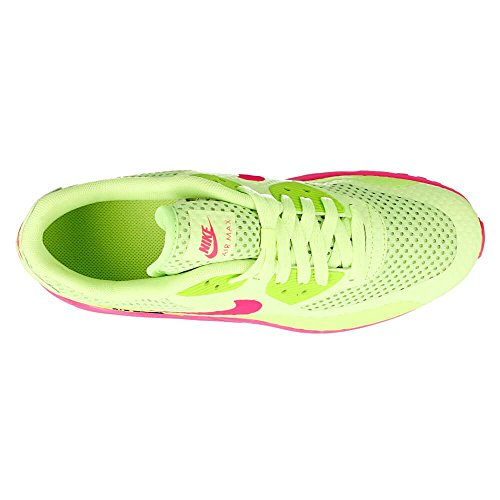 competitive price 4e6bb 2af36 ... Nike Mädchen Air Max 90 BR GS Fitnessschuhe, Gelb, EU Grün