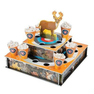 Cool Fun 13653461 The Hunt Is On Treat Stand with Cones (Treat Cone Stand compare prices)