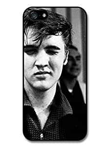 Elvis Presley Wink Blinking Eye Portrait Case For Sam Sung Galaxy S5 Mini Cover
