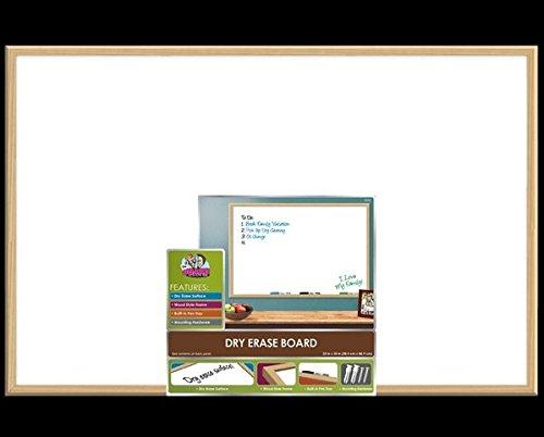Dry Erase Board Wood - 5