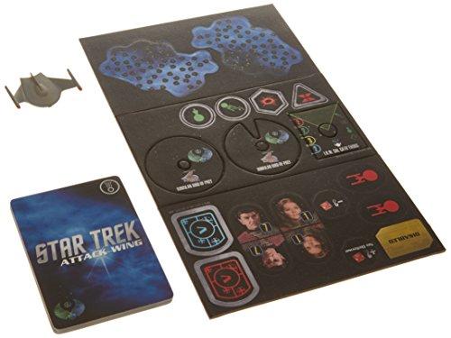 Star Trek Romulan Bird (Star Trek Attack Wing: Romulan I.R.W. Gal Gath-thong by WizKids)