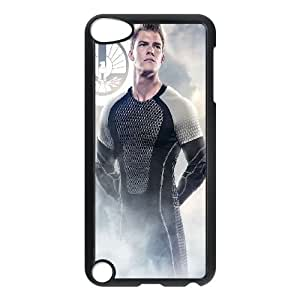 The Hunger Games Catching Fire Gloss iPod Touch 5 Case Black Delicate gift JIS_443661