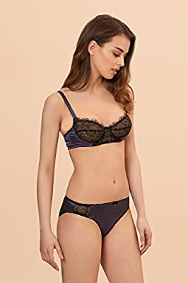 b509a58bb309 Amazon.com: Gifts Delight Laminated 24x36 Poster: Gilda Pearl Luxury  Lingerie Online Designer Lingerie, Sleepwear and Bridal Hour Before Dawn:  Posters & ...