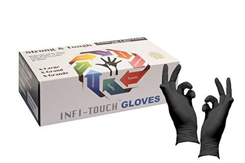 Heavy Duty Nitrile Gloves Resistant